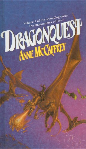 9780812428988: Dragonquest (Dragonriders of Pern (Pb))