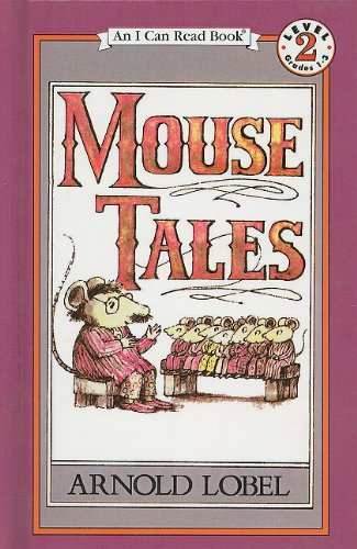 9780812429114: Mouse Tales (I Can Read Books: Level 2)
