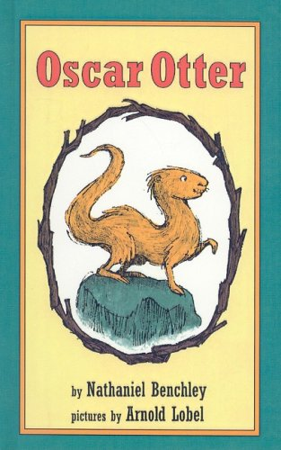 9780812429121: Oscar Otter  (I Can Read Books)