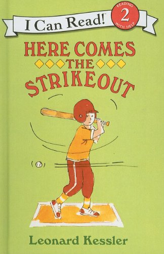 9780812429220: Here Comes the Strikeout (I Can Read! Reading with Help: Level 2 (Pb))