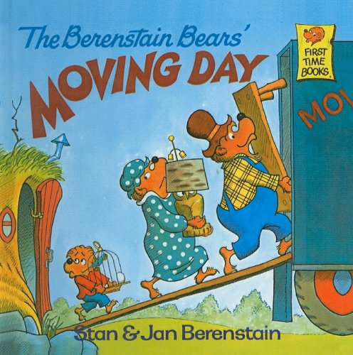9780812429732: The Berenstain Bears' Moving Day (Berenstain Bears First Time Books)