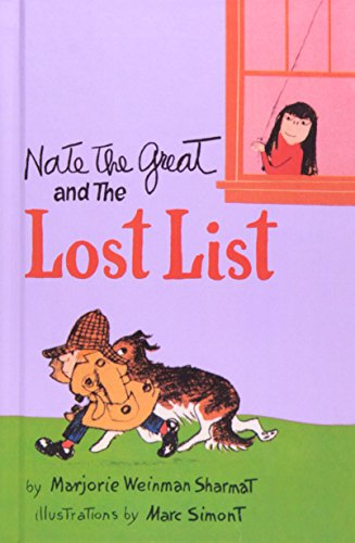 9780812429961: Nate the Great and the Lost List (Nate the Great Detective Stories (Prebound))