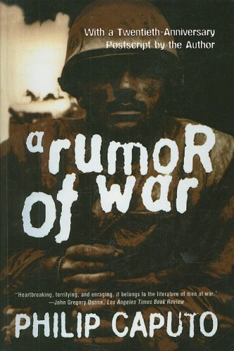 9780812430561: A Rumor of War