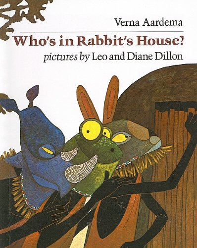 9780812431292: Who's in Rabbit's House? (Masai Tale)
