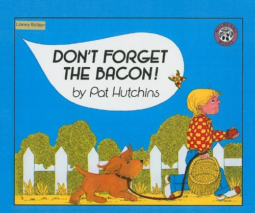 9780812431780: Don't Forget the Bacon!