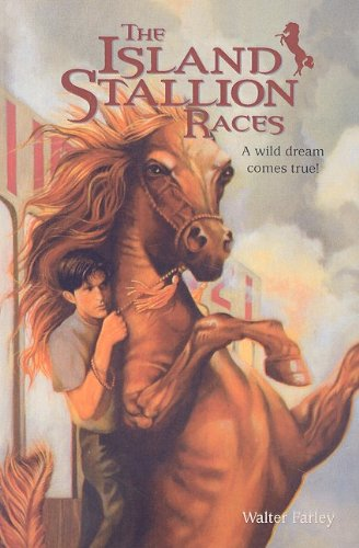 The Island Stallion Races (Black Stallion) (9780812432275) by Walter Farley