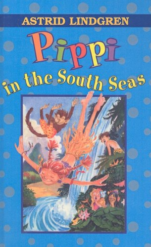 9780812432411: Pippi in the South Seas (English and English Edition)