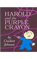 9780812432435: Harold and the Purple Crayon (Purple Crayon Books)