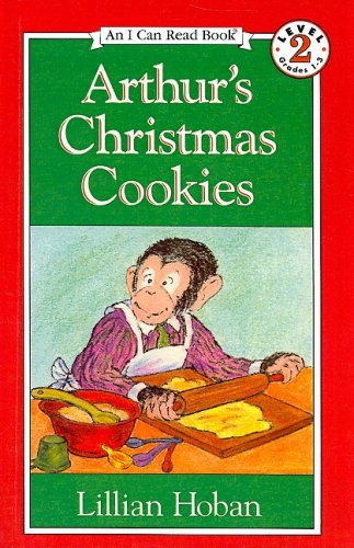 9780812433876: Arthur's Christmas Cookies (I Can Read Books: Level 2 (Pb))