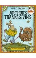 9780812433883: Arthur's Thanksgiving (Arthur Adventures (Pb))