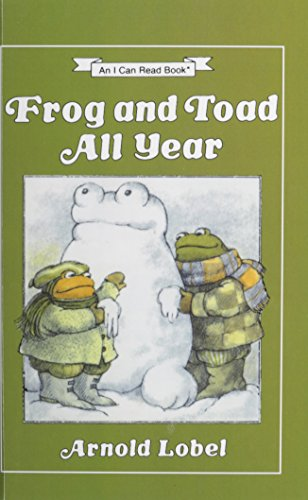 9780812434354: Frog and Toad All Year (I Can Read Books: Level 2)
