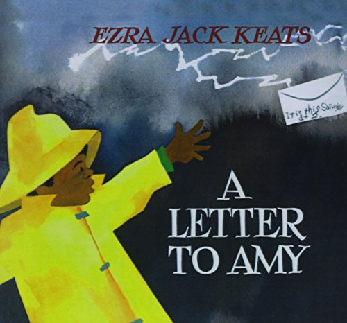 9780812436426: A Letter to Amy (Picture Puffin Books)