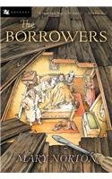 9780812436761: The Borrowers (Odyssey/Harcourt Young Classic (Prebound))