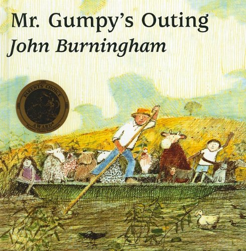 9780812437195: Mr. Gumpy's Outing