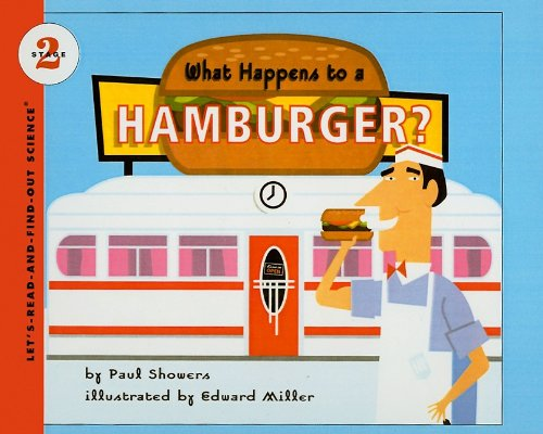 9780812438499: What Happens to a Hamburger? (Let's-Read-And-Find-Out Science: Stage 2 (Pb))