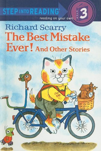 9780812438611: The Best Mistake Ever! and Other Stories (Step Into Reading: A Step 3 Book)