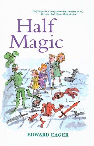 9780812439205: Half Magic (Edward Eager's Tales of Magic (Prebound))