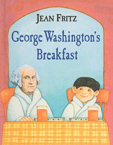 9780812440904: George Washington's Breakfast