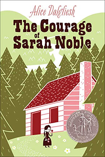 9780812440935: Courage of Sarah Noble (Ready-For-Chapters)