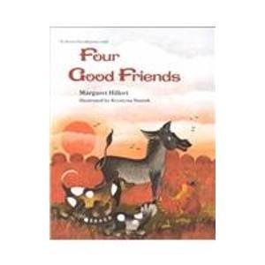 9780812440942: Four Good Friends (Modern Curriculum Press Beginning to Read)