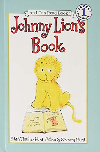 9780812441253: Johnny Lion's Book (I Can Read Books: Level 1)