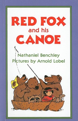 9780812441260: Red Fox and His Canoe (I Can Read Books: Level 1)