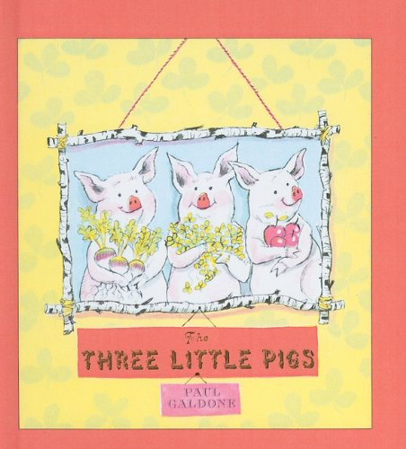 9780812442120: The Three Little Pigs