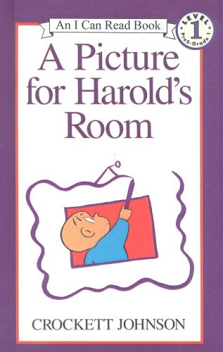 9780812442403: A Picture for Harold's Room (I Can Read Books: Level 1)