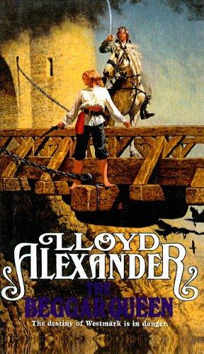 The Beggar Queen (Westmark Trilogy): Alexander, Lloyd