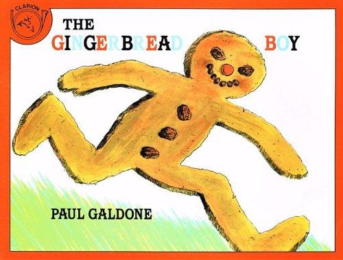 9780812443813: The Gingerbread Boy