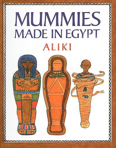 9780812444018: Mummies Made in Egypt (Reading Rainbow Books)