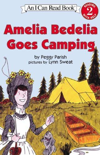 9780812444735: Amelia Bedelia Goes Camping (I Can Read Books: Level 2)