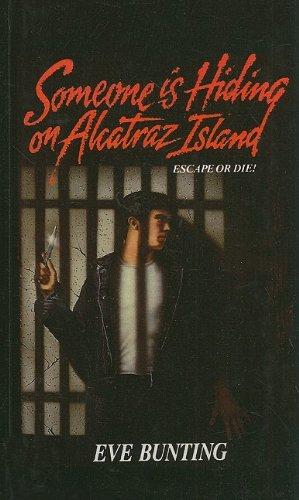 9780812444995: Someone Is Hiding on Alcatraz Island