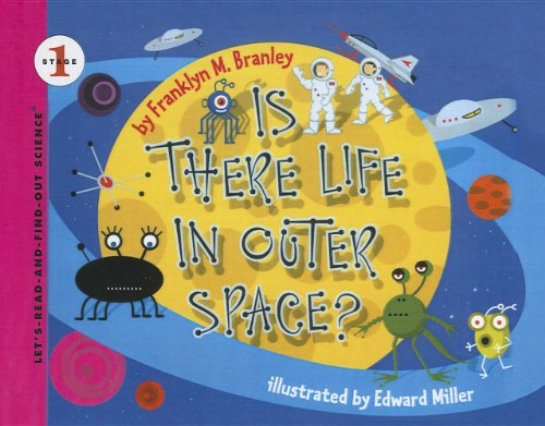 9780812445466: Is There Life in Outer Space? (Let's-Read-And-Find-Out Science: Stage 1 (Pb))