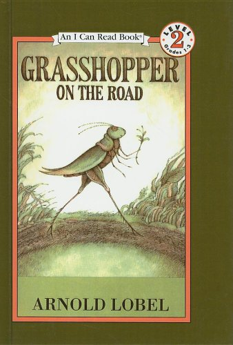 9780812445480: Grasshopper on the Road (I Can Read Books: Level 2)