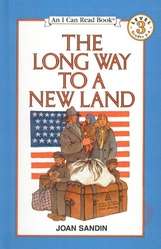 9780812445497: The Long Way to a New Land (I Can Read Books: Level 3)