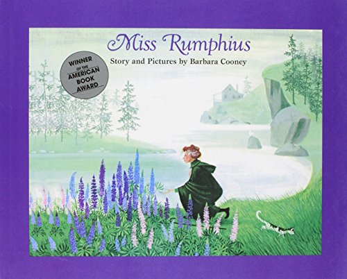 9780812445978: Miss Rumphius (Picture Puffin Books)
