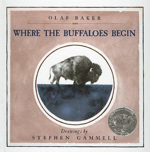 9780812445985: Where the Buffaloes Begin