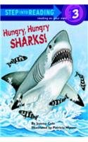 9780812446463: Hungry, Hungry Sharks (Step Into Reading: Level 3)