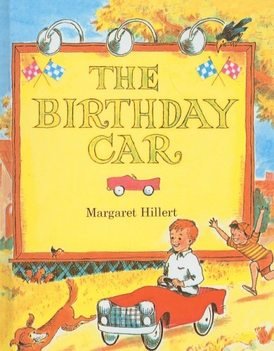 9780812446630: The Birthday Car (Modern Curriculum Press Beginning to Read Series)