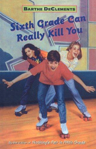 9780812446944: Sixth Grade Can Really Kill You