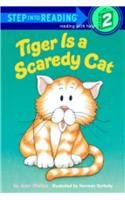 9780812446968: Tiger is a Scaredy Cat (Step Into Reading - Level 2)
