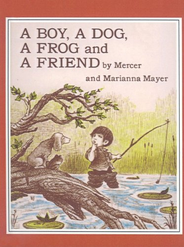 9780812447392: A Boy, a Dog, a Frog and a Friend