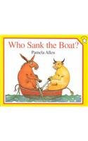 9780812447729: Who Sank the Boat? (Paperstar)