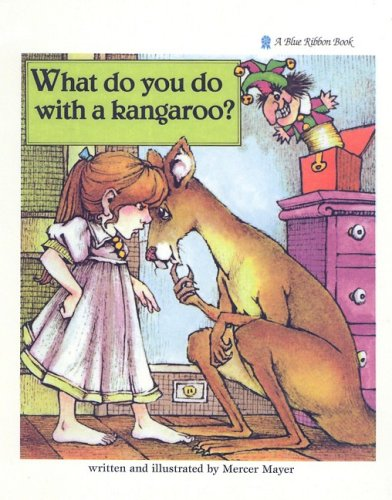 9780812448375: What Do You Do with a Kangaroo?
