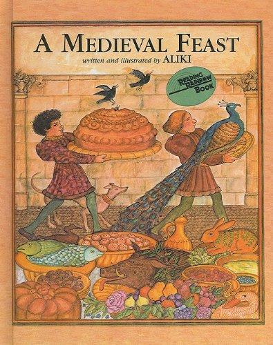 9780812449136: A Medieval Feast (Reading Rainbow Books (Pb))