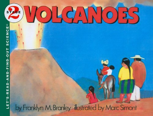 9780812449280: Volcanoes (Let's-Read-And-Find-Out Science: Stage 2 (Pb))