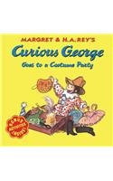9780812449549: Curious George Goes to a Costume Party (Curious George 8x8)