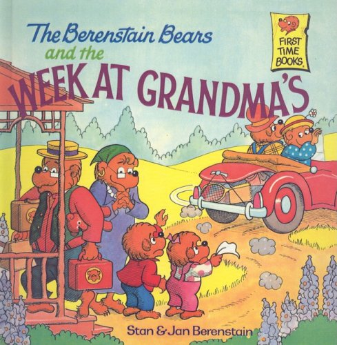 9780812449600: The Berenstain Bears and the Week at Grandma's (Berenstain Bears (8x8))