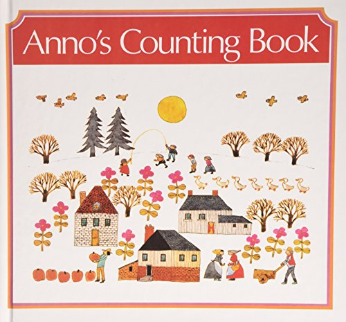 9780812450125: Anno's Counting Book